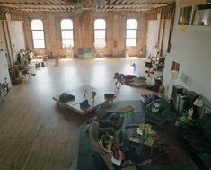loft.... space... my dream call it what you want