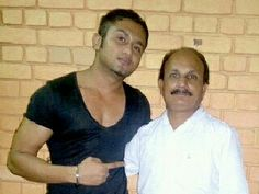 With Hunny Singh