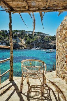Cala Vadella, Ibiza. Winner Ibiza best photo, José L Rodriguez #ibizaplayas