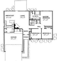 House Design Small House Ch99 30 | Tiny Home | Pinterest | House Plans,  Small Houses And House Design