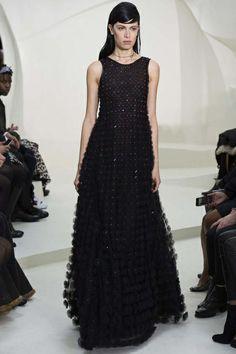 desfile alta costura primavera verano 2014 Dior