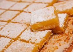 Varomeando: Cuadraditos de limón
