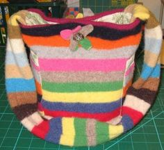 Reduce, Reuse, Recycle A Thrift Store Sweater