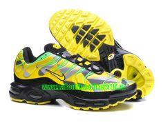 Nike Air Max Gris Et Jaune