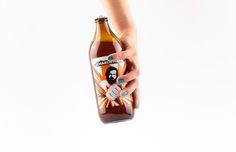 Hedon Craft Brewery Identity - Art Direction on Behance by Flying Objects
