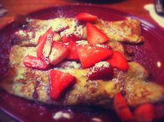Original Pancake House (Southdale) GF Crepes are delicious.  GF dishes are served on red plates instead of white.  Read the full review on TwinCitiesGlutenF...