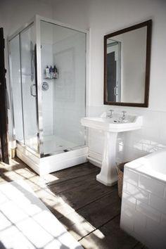 Neutral Bathroom Wooden Floors Funky Bathroom Neutral Bathroom Modern Bathroom Design Downstairs