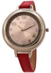 Red FMD Lady's 3-Hand Analog by Fossil