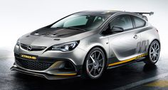 Opel Says it will Build New +300HP Astra OPC Extreme If You're Interested
