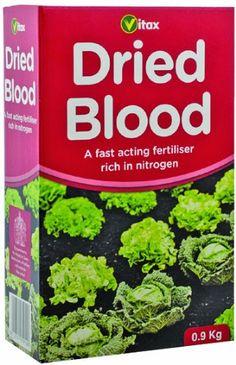 From 2.99 Vitax 0.9kg Dried Blood Fertiliser