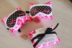 Crafty Texas Girls: Slumber Party Invite
