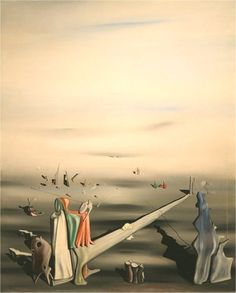 oeuvres d'Yves Tanguy