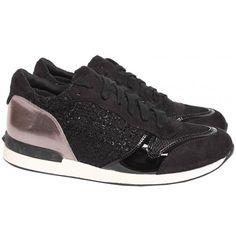 Zwarte - La Strada - Sneakers