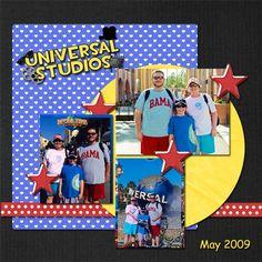 Universal Studios (Florida) - Page 4 - MouseScrappers.com