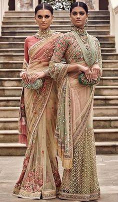 Sabyasachi sarees♥ For more pins; --------[[Sabyasachi~❤。An Exquisite Clothing World]]