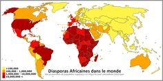 African Diaspora | Abagond Black History Facts, African Diaspora, African American History, Medieval, Pride, Knowledge, Culture, Health, Art