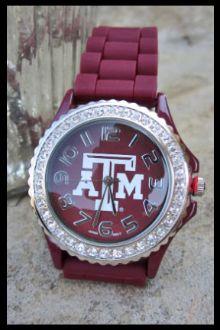 Texas A Aggie Watch