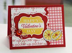 Pucker Up Valentines