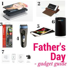 Father's Day Gadget Guide