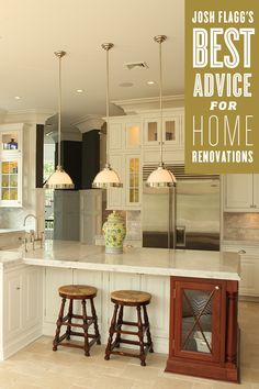 One of LA's best real estate agents gives his best tips for renovating your home.