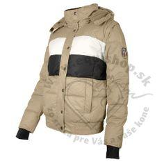 Zimná dámska bunda a vesta Dorina ktorú som našiel na webe www.equishop.sk