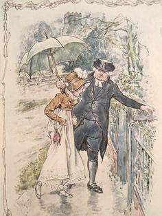 Mansfield Park Illustration