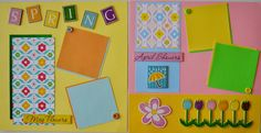 ScrapbookStuffNmore creates scrapbook albums and pages, fleece tie blankets, French memo boards