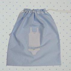 Bolsa ropa interior de niña