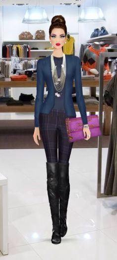 Covet fashion game