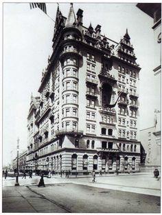 The Waldorf Astoria 1893
