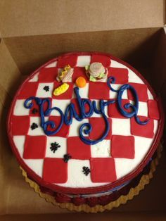 bbq baby shower cake ideas - Google Search
