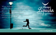 Victor Frank  #LunaLiquidaPVR #Luna