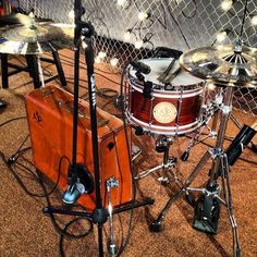 ajp suitcase drum kit - Google Search