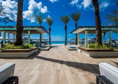 Pool Deck at The Westin Grand Cayman Seven Mile Beach Resort & Spa