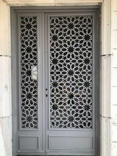Steel Gate Design, Iron Gate Design, Grill Door Design, Room Door Design, Wooden Glass Door, Plasma Cutter Art, Art Deco Door, Steel Security Doors, Cnc Cutting Design