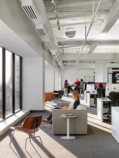 Why Square Designed Its New Offices To Work Like A City | Fast Company | Business + Innovation