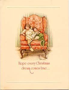 Christmas by Hollie Hobbie