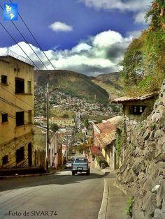 La cuesta Lempira, Tegucigalpa, Honduras: La cuesta Lempira, Tegucigalpa, Honduras