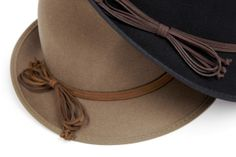 Brown & Black Hats.....Oh how I love HATS!!!
