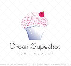 Branding for patisseries, cake-shops, bakeries, sweet shops and similar businesses. #logo #logodesigner #startups #logomaker #business #creativedesigns #branding #logoart Design Shop, Logo Design, Cupcake Logo, Stationary Design, Logo Maker, Bakeries, Business Card Logo, Art Logo, Startups