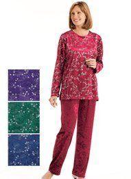 Panne Pant Set - Misses Sizes Carol Wright Gifts. $19.99