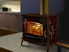 wood burning stove quadra fire