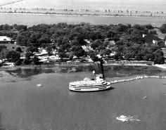 Columbia at Bob-lo Island