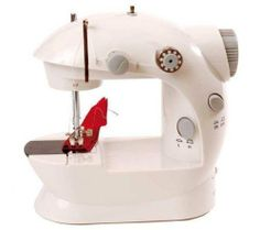 Electrodomestico - VIBELL Máquina de coser mini V158 -  http://tienda.casuarios.com/vibell-maquina-de-coser-mini-v158/