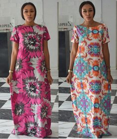 Unique Maxi Ankara is the most trending Ankara Styles for the Ladies to showcase how Unique they are. African Dresses For Kids, African Maxi Dresses, Latest African Fashion Dresses, African Print Fashion, African Attire, Ankara Dress, Moda Afro, African Print Dress Designs, The Dress