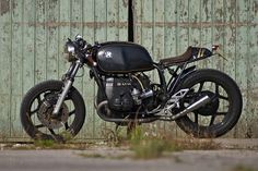 BMW R80 cafe racer #motocicletas #motorbikes #motorcicles
