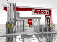 Exhibition Stand Design, Booth Design, Arch, Furniture, Home Decor, Log Projects, Exhibition Booth Design, Interior Design, Home Interior Design