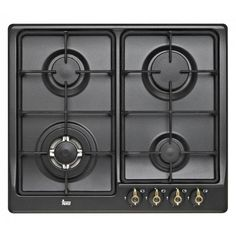 Gas hob Metal looking frontal knobs Cast iron, enamelled grids or enamelled grids in matt finish Stainless steel D Kitchen Hob, Kitchen Appliances, Funny Health Quotes, Baby Room Furniture, Fabric Lampshade, Easy Video, Garden Chairs, Roller Blinds, Pattern Wallpaper