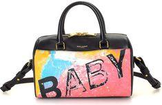 5ef34b26d9c7 Saint Laurent Classic Duffel Bag - Vintage Yves Saint Laurent