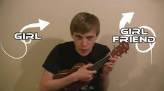 """Share The Love (Original Ukulele) This is so weird and funny """"share it like a fatal disease"""""""